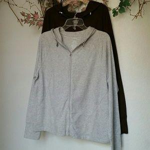Danskin jacket 2-bundle